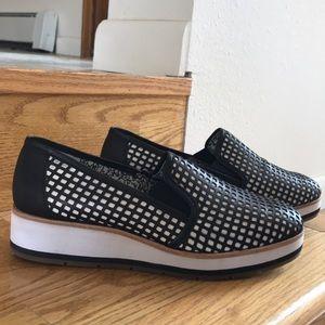 Ellen Degeneres slip on shoes